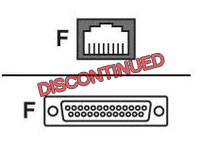 Avocent CAT 5, RJ-45 to DB-25 Female Adapter, DCE