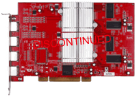 SmartAVI XPANDER Graphics Card