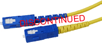 Gefen 4 Strand SC-SC Fiber Optic Link, 250Ft Cable