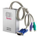Raritan Dominion 1Port KVM Over IP Switch with Virtual Media