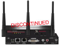Avocent Emerge MPX1550 HD Multipoint Extender - Receiver