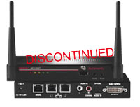 Avocent Emerge MPX1500T HD Multipoint Extender - Transmitter