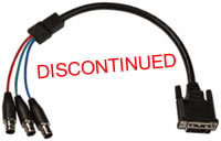 Avocent Adapter for Component Video for MPX15xx T/R