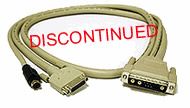 Avocent 4' SUN/VGA KVM Cable for AutoView 416/424