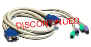 Avocent SwitchView 9� Color-Coded Cables for the SwitchView PC
