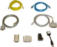 Cyclades Cable RJ-45 to DB-25