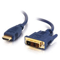 Cables To Go 2m (6.5ft) Velocity HDMI to DVI-D Digital Video Cable