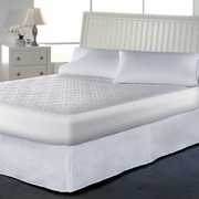 CLEAN and FRESH  Waterproof Mattress Pad  by Perfect Fit