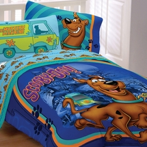 Scooby  Bedding for Boys & Girls-Mystery
