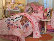 SURFS UP LANI Movie Kids Bedding for Girls