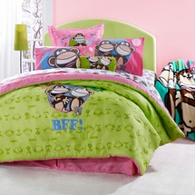 Bobby Jack Bedding for Girls-TEXT ME