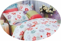 Lady Bugs Bedding for Kids