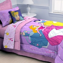 Princess Dance and Romance  Twin Comforter