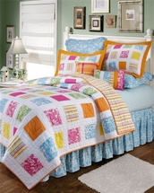 Kauai Cotton Quilts and Bedding Accessories