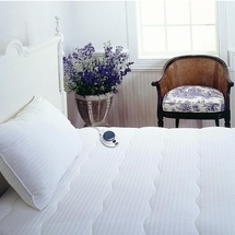 Electric Blankets Heated Mattress Pads Amp Warming Products