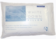 SIMPLICITY Snow White Down Pillow