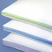 Quilted Sidewall Density Pillow