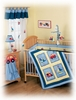 """Oh Boy"" Infant Bedding"