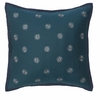 Modern Living Bianca Circle Embroidered Pillow