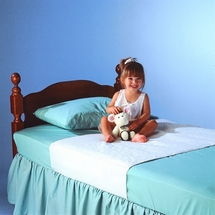 My Kids First Twin Size Fitted Waterproof Mattress Pads