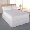 CLEAN and FRESH 400 Thread Count Mattress Pad by PERFECT FIT�