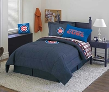 Chicago Cubs Bedding Comforter Sheets Accessories