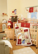 """Sweet Moments"" Infant Bedding"