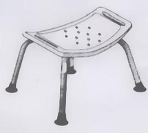 Shower Safety Bench by Taymor
