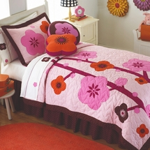 Flowers for Hanna Quilted Bedding & Accessories