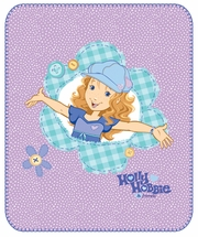 PRETTY PATCHES Throw
