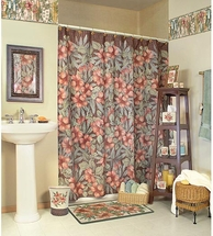 MAUI Shower Curtain & Accessories