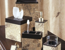 BRIARWOOD Shower Curtain, Towels  & Accessories by Croscill