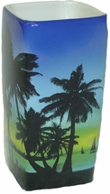 TROPICAL SUN Bathroom Tumbler