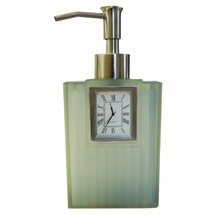 Fluted Clock Lotion Pump