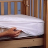 Waterproof Fitted Crib Pad