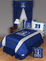 Sidelines DUKE BLUE DEVILS Bedding and Accessories