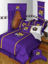 MVP Collection LSU Tigers Bedding & Accessories