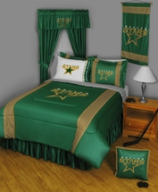 DALLAS STARS NHL Bedding-Sidelines