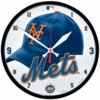 New York Mets Clock-Round  12.75""