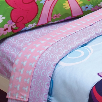 My Little Pony Toddler Bedding Set