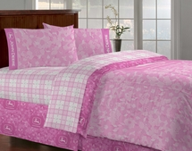 John Deere  Bedding for Girls   Pink Camo