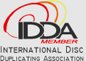 INTERNATIONAL DISC DUPLICATION ASSOCIATION (IDDA) MEMBER SINCE 2008