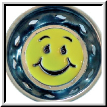 Happy Face Kitchen Sink Strainer