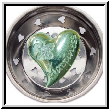 Butterfly Happiness Heart Sink Strainer