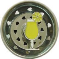 Enamel Kitchen Strainer Lemonade