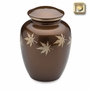 Autumn Leaves Cremation Urn