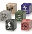 Small Cube Urns - Engravable