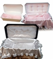 Newnak Quality Plastic Pet Caskets