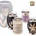 LoveUrns Tealight Candle Keepsake Cremation Urns