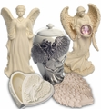 Cold Cast Keepsake Cremation Urns
